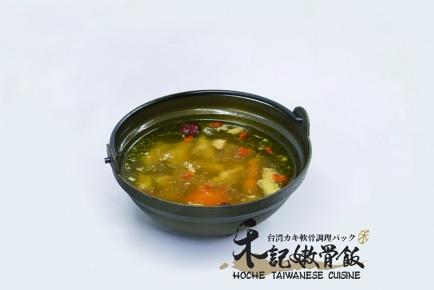 養生清燉煲湯調理包 (季節提供)