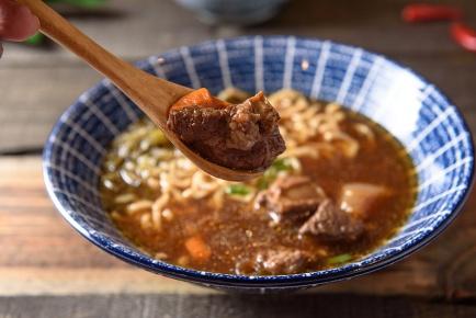 珍饌紅燒牛肉麵
