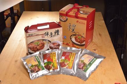 嫩骨調理包禮盒 (4入)