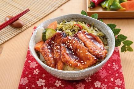 蒲燒鯛魚肚飯 / 鯛蒲焼きご飯