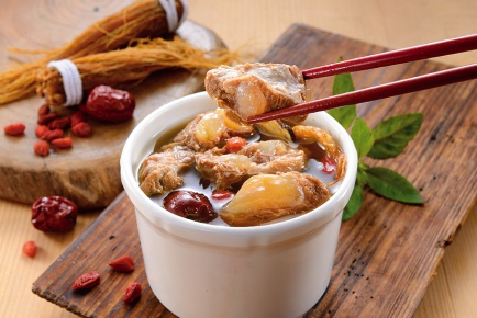 清燉嫩骨調理包 (200g)